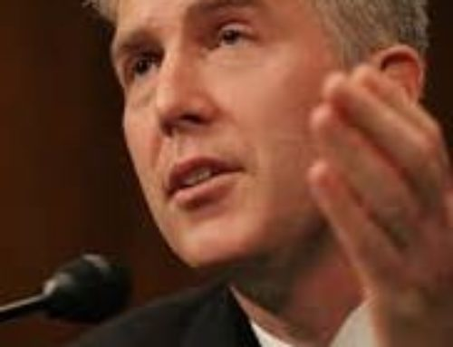 """""""How Might Criminal Defendants Fare With a Justice Neil M. Gorsuch?"""""""
