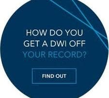 How Do You Get a DWI Off Your Record by Sealing It?