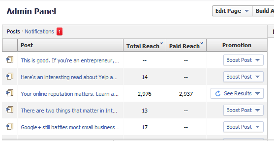 facebook-paid-vs-non-paid-posts