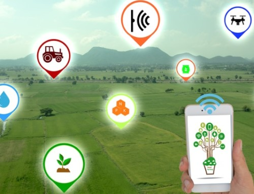 The Vital Role of Sensors In Gathering Real Time Ag Data!